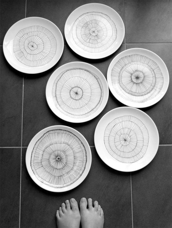 assiette porcelaine vaisselle porcelaine ceramique et peinture sur porcelaine. Black Bedroom Furniture Sets. Home Design Ideas