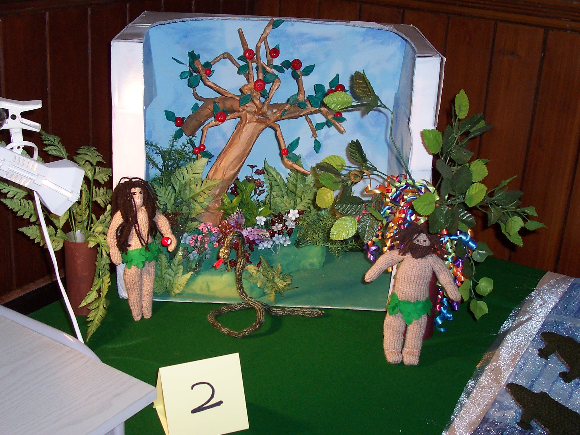 Garden Of Eden Bible Projects