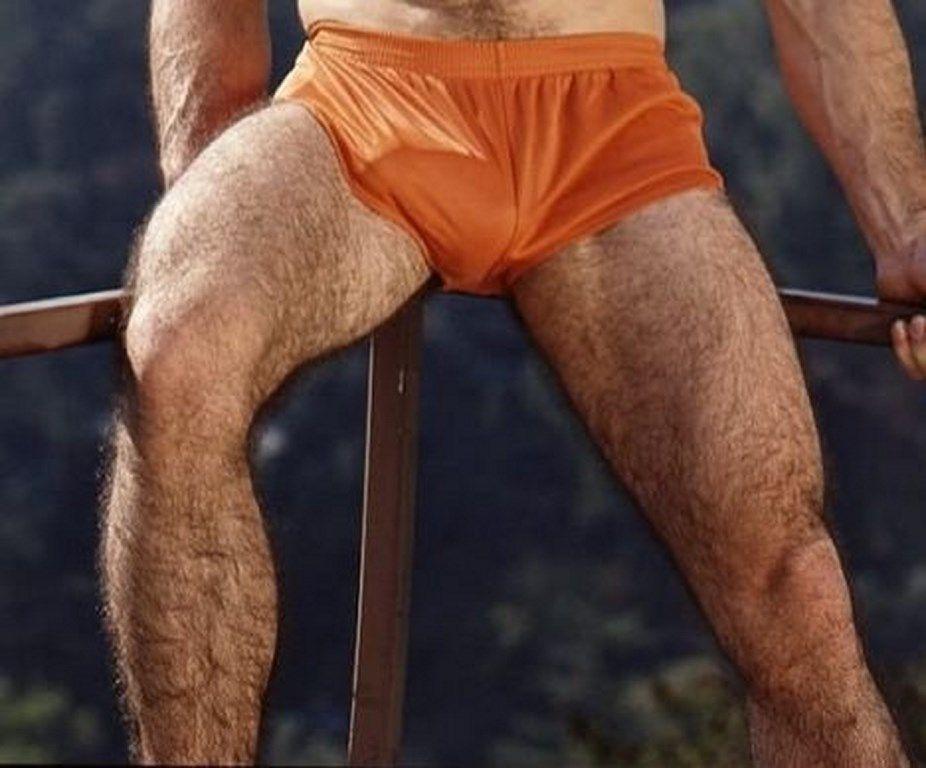 Schöne männliche Beine