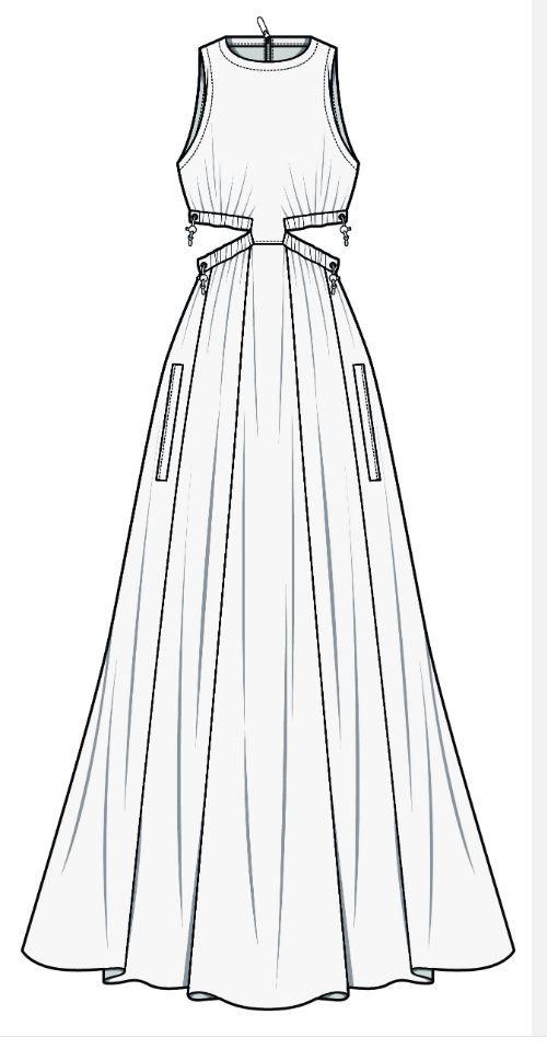 Pin De Sara Oleiro Em Flats Technical Drawing For Fashion Desenhos