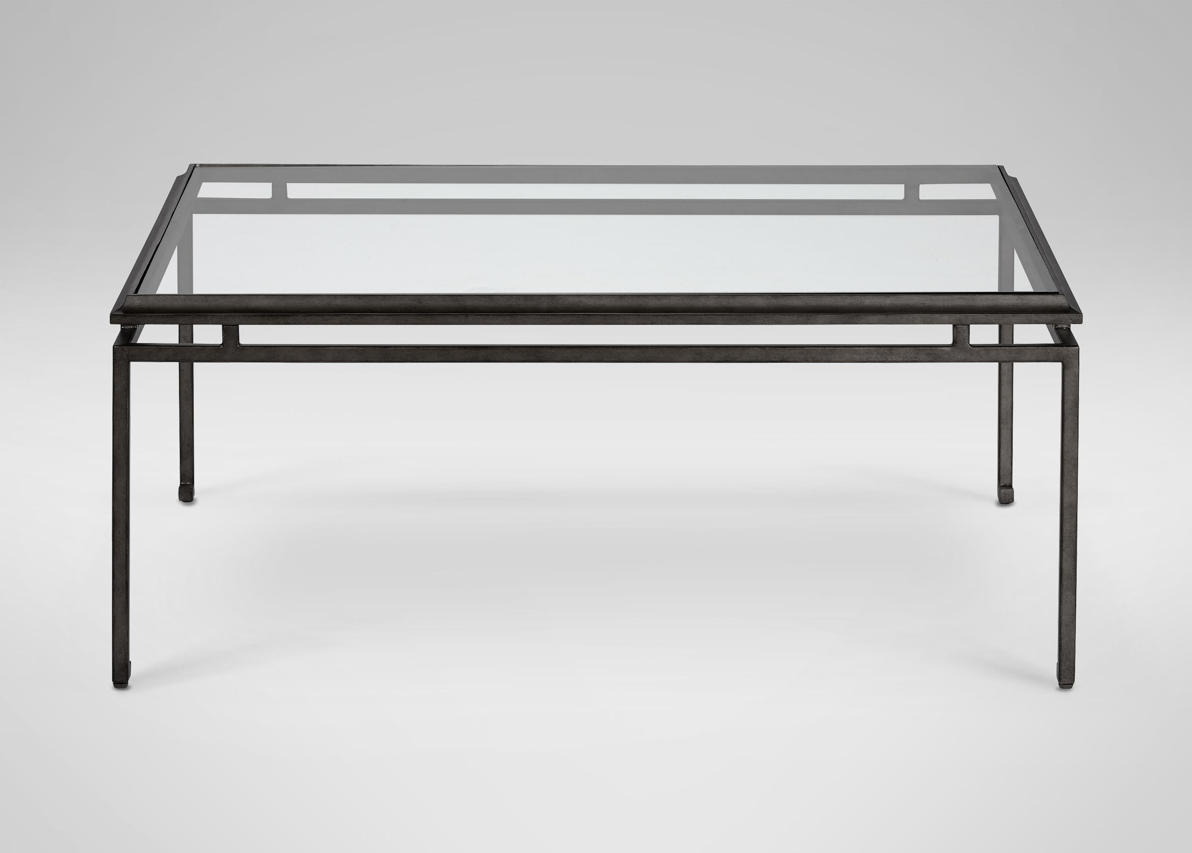 Beacon Square Coffee Table Coffee Tables Ethan Allen Coffee