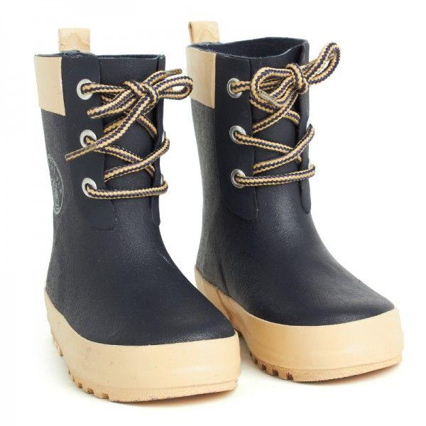 Like New Sperry Waterproof Rubber boots | Yellow rain