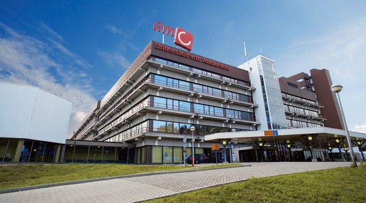 Academisch medisch centrum in amsterdam amc ziekenhuis