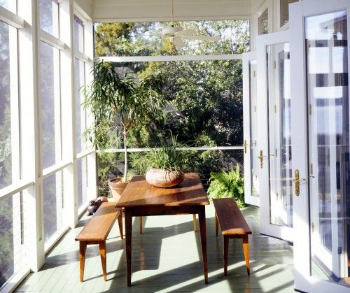 Best Of Sunroom Off Kitchen