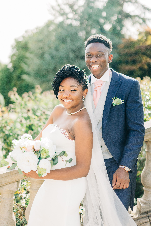 Look At Those Beautiful Smiles Wedding Photography Beth Wedding Dress Black Bride