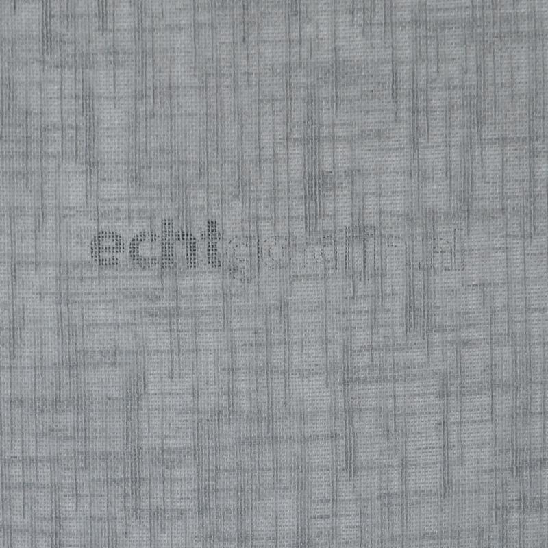 houten mid grijze in between gordijnen met linnen look | Home ...