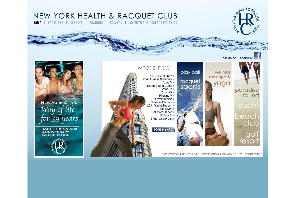 New York Health Racquet Club Group Fitness Kimberly Hotel Health
