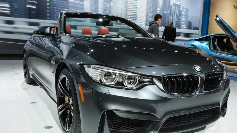 BMW M Convertible Release Date Price And Specs Bmw S - 2014 bmw convertible price