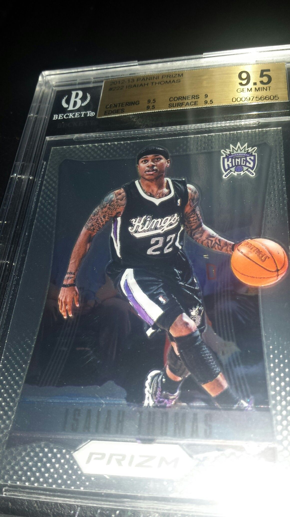 Isaiah thomas prizm rc basketball cards isaiah thomas