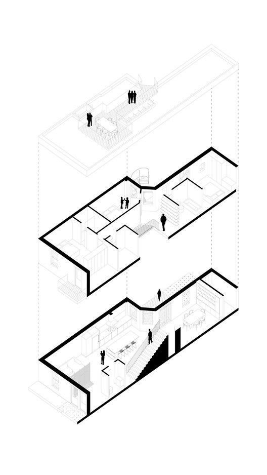 Rivard House / L'Abri House rivard Architektur