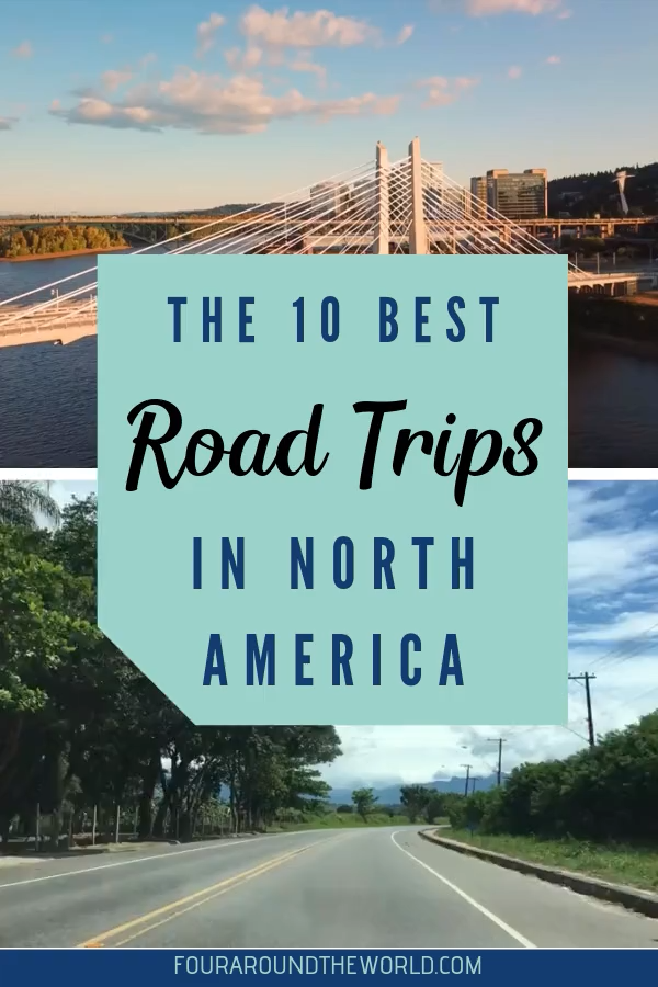 The ultimate road trip experience - take one of the top 10 must do road trips in North America. Get up close with the attractions and enjoy the scenic drives along the way. These road trip itineraries are perfect for your next family vacation with the kids!