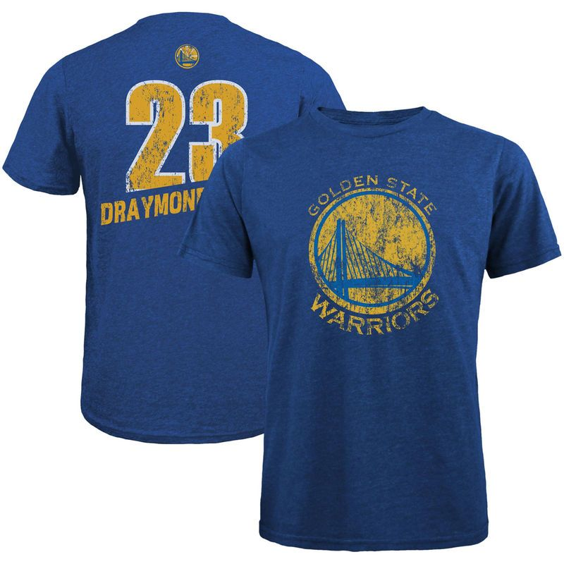 Draymond Green Golden State Warriors Majestic Threads Name
