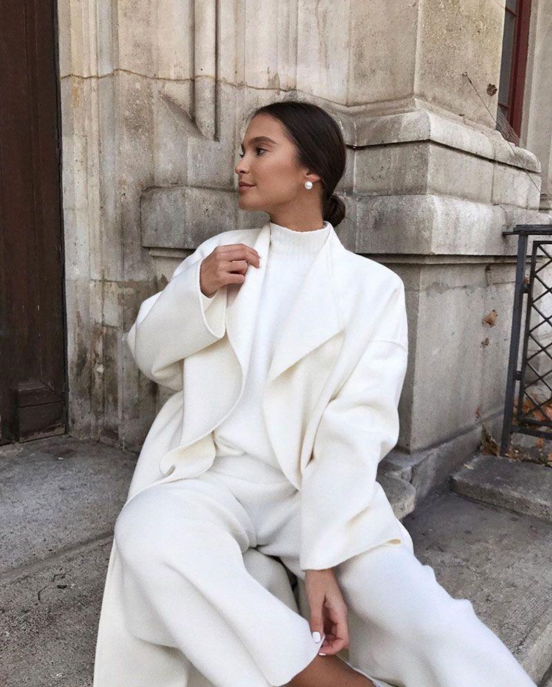 Holiday Style Inspiration 2019 : Warm Winter Whites