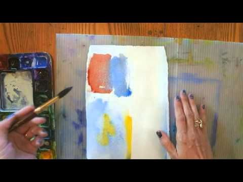 Preventing Blooms In Watercolor Your Questions Answered