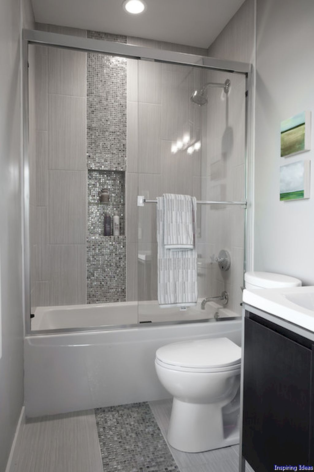 Nice 55 Clever Small Bathroom Design Ideas Httpsdecorisart Simple Clever Small Bathroom Designs Design Inspiration