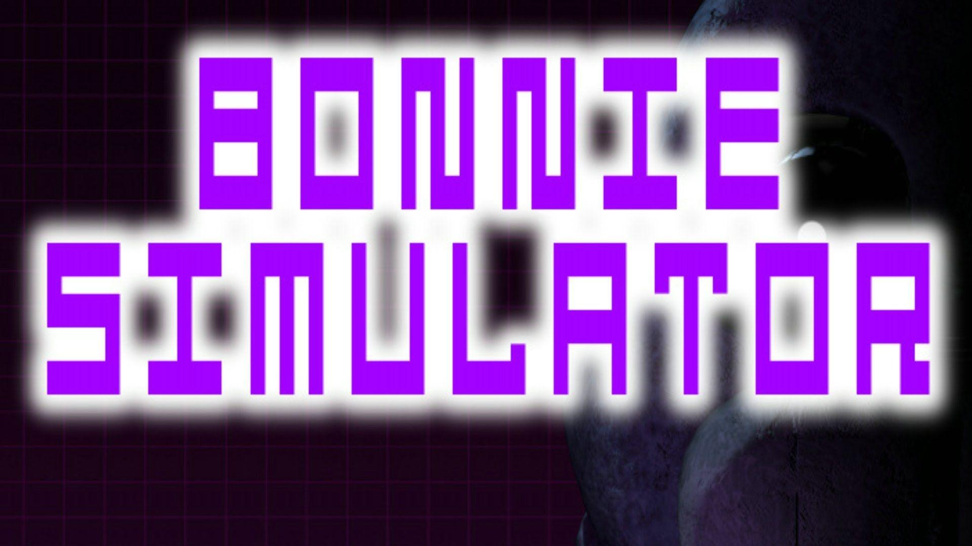 Bonnie Simulator | JUEGA COMO BONNIE | Juegos de Terror