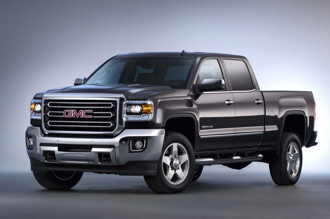 2017 Gmc Sierra 2500 Duramax Front View Picture
