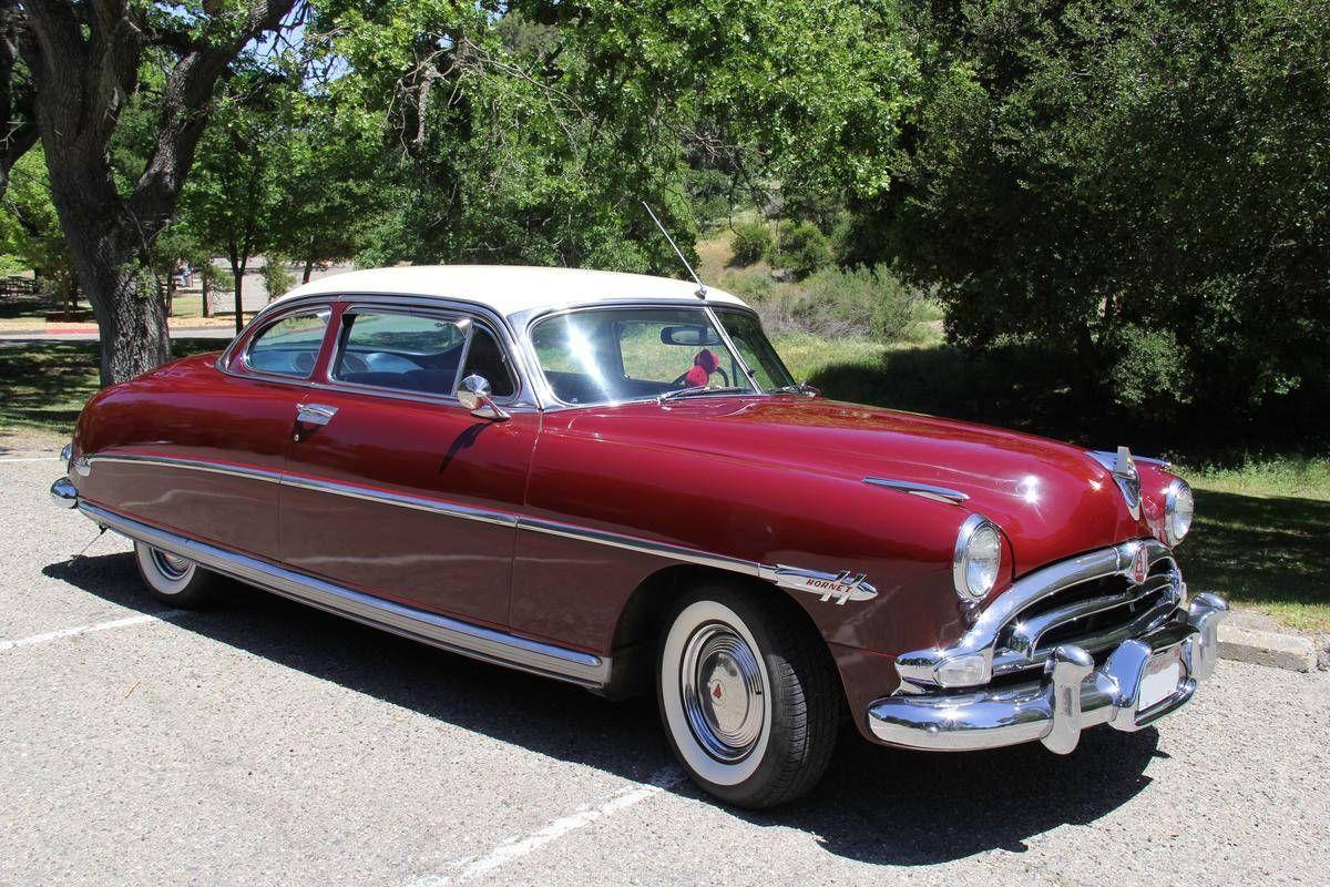 1953 Hudson Hornet For Sale 2047195 Hemmings Motor News With