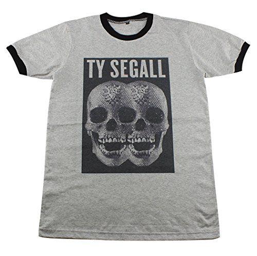 Ty Segall skull rock music T-Shirt # GV551.4 size L
