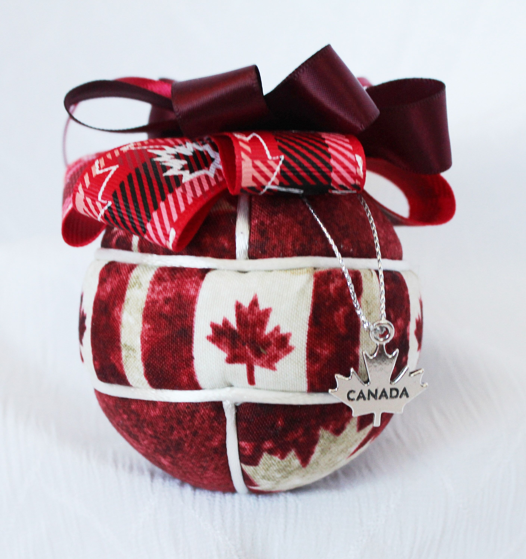 Canada Kimekomi Ornament with charm Style 3 of 6