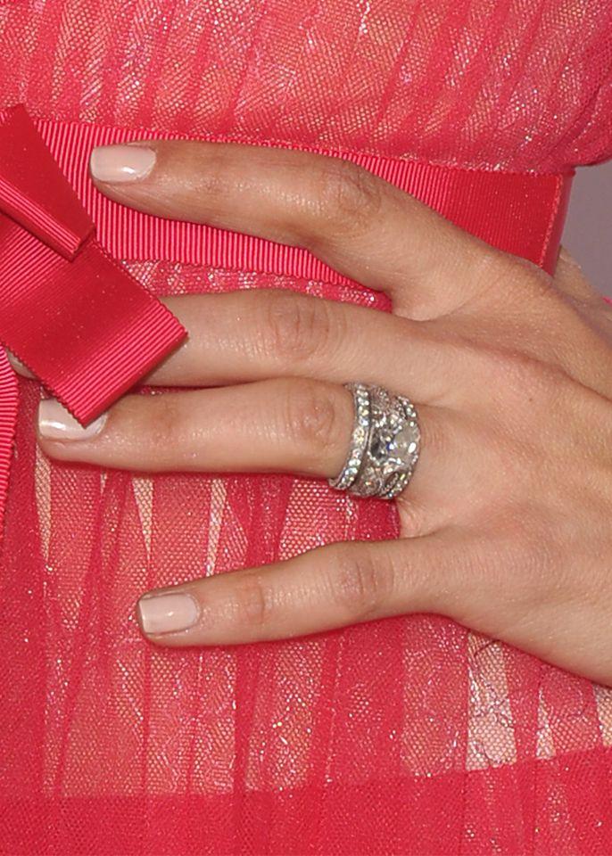 Jenna Dewan-Tatum | Sometimes her two diamond wedding bands surround ...