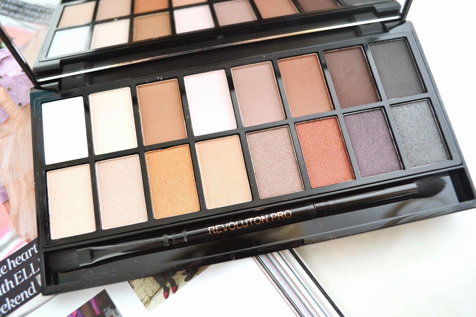 DUPE ALERT! Makeup Revolution Iconic Pro 1 Palette (med