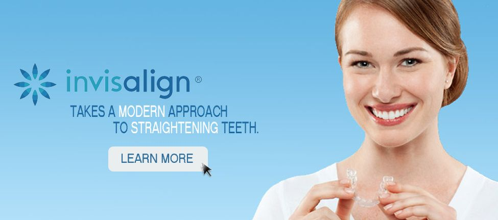 There are different dental services to straighten teeth