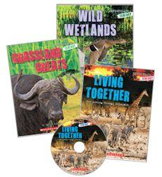Investigators Theme Pack - Ecology