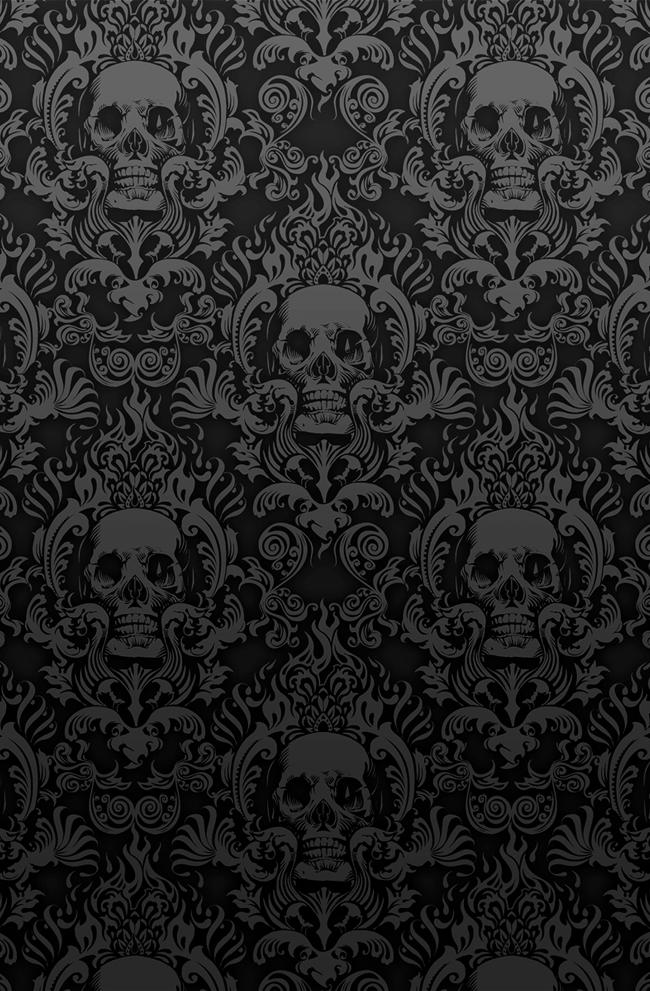 Addicted To Black Volume 1 25 Images Skull Wallpaper Gothic Wallpaper Goth Wallpaper