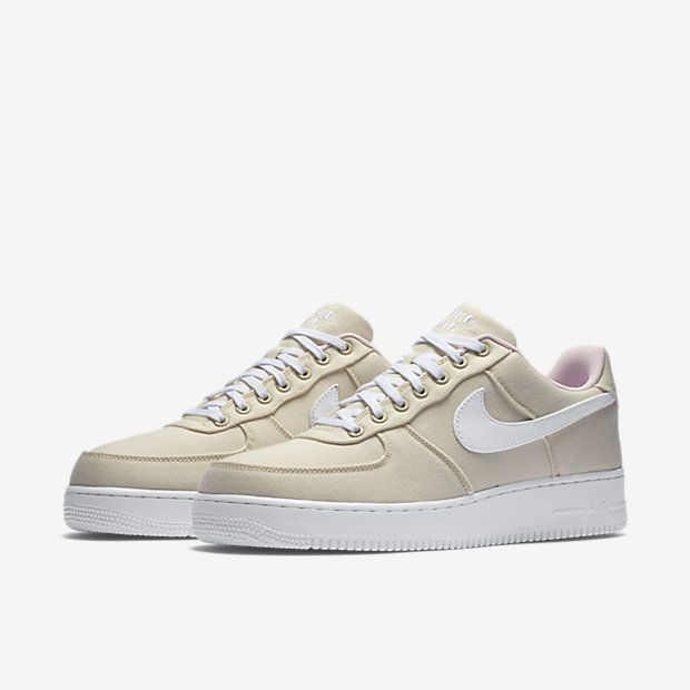 quality design 58be5 17ed0 Nike Air Force 1 Low Miami Linen Men s Shoe