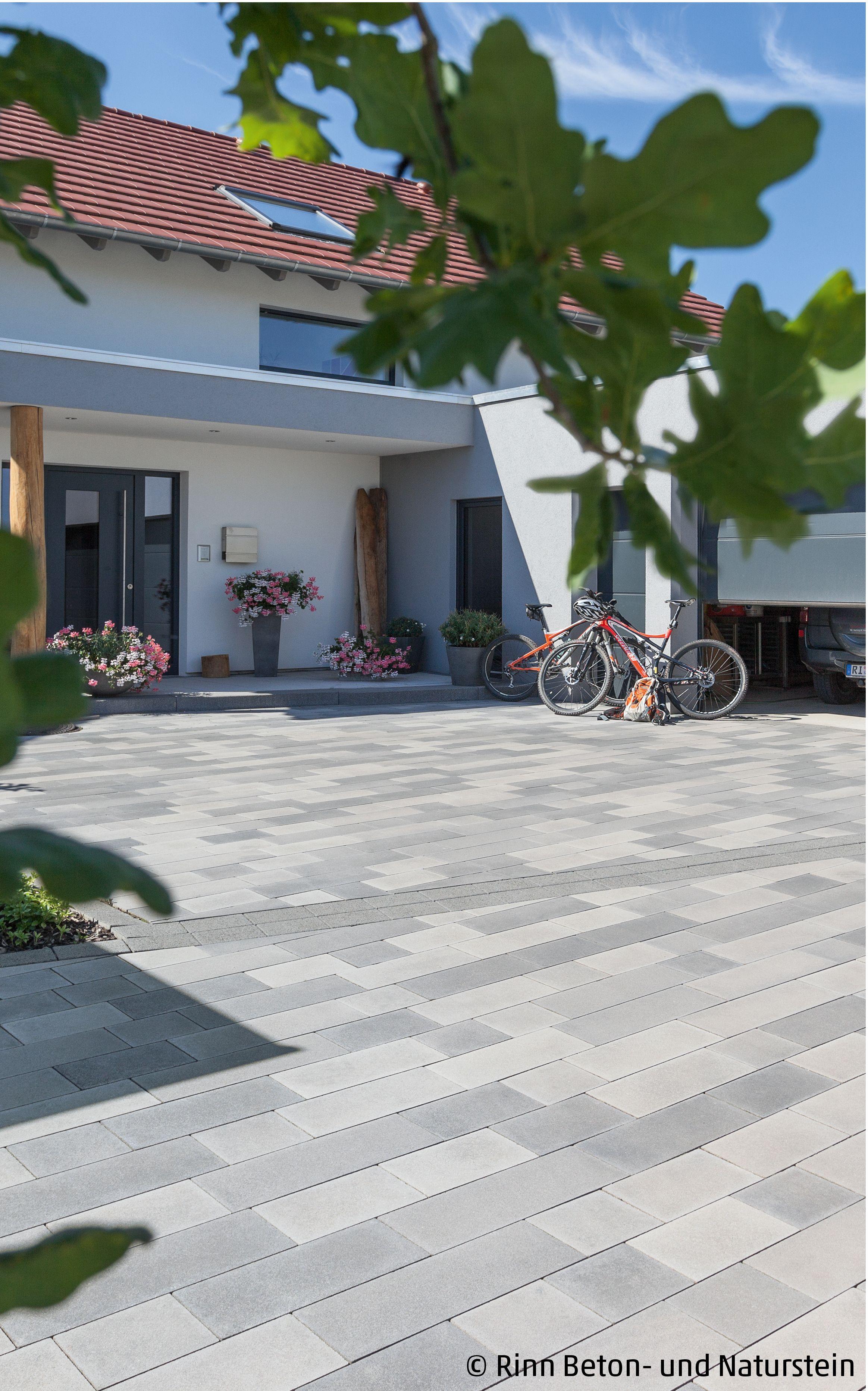 Moderne Hofgestaltung   Hofgestaltung, Einfahrt gestalten, Hof