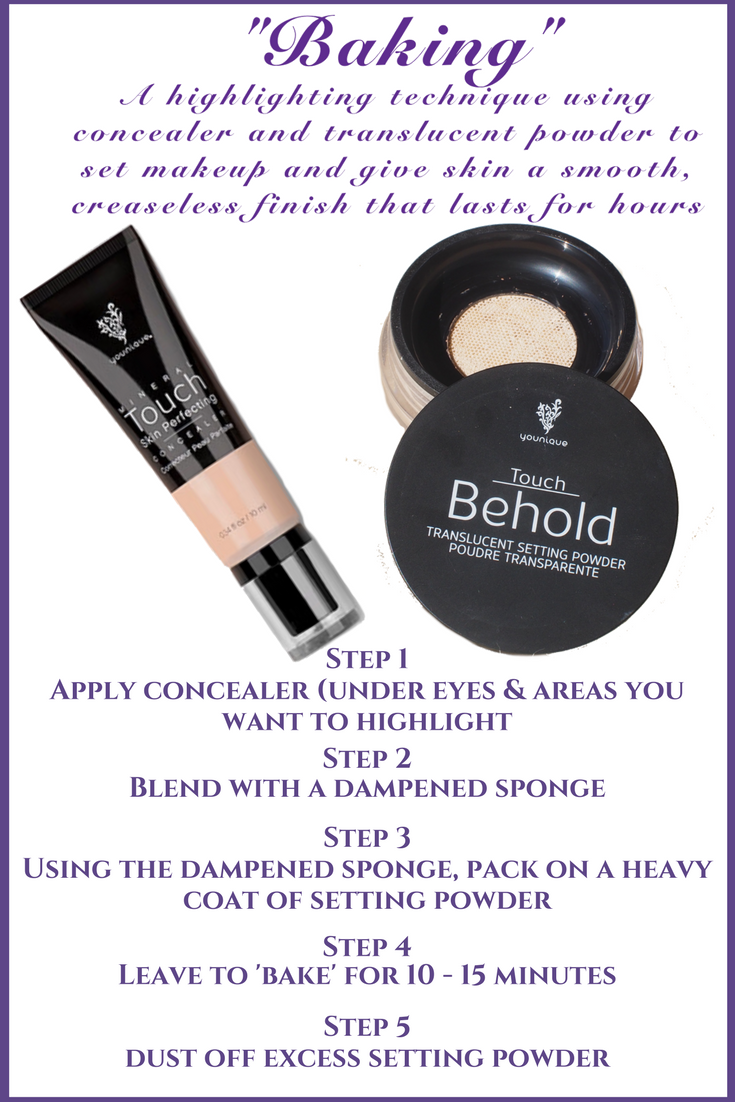 Touch Mineral Skin Perfecting Concealer & Touch Behold