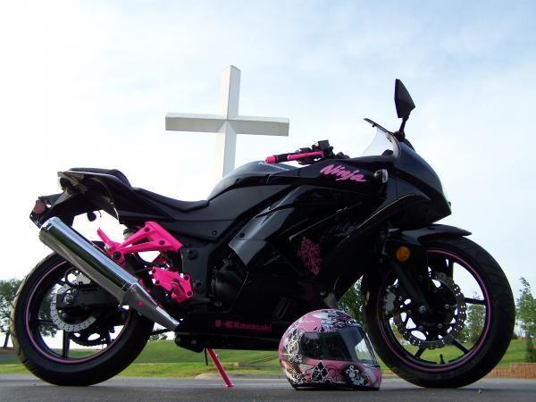 Ideas Of How I Want To Customize My Kawasaki Ninja Cool Ride バイク