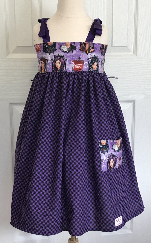 Descendants Schooled In Cool Back Tie Dress 2t 3t 4t 5 6 7 8 Dresses Tie Dress Darling Dress [ 3000 x 1867 Pixel ]