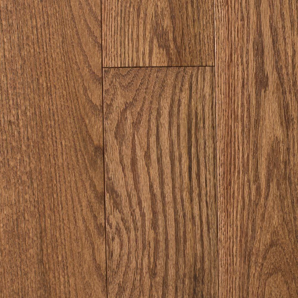 Blue Ridge Hardwood Flooring Oak Antique Gunstock 3 4 In Thick X 5 In Wide X Random In 2020 Prefinished Hardwood Solid Hardwood Floors Diy Hardwood Floor Refinishing