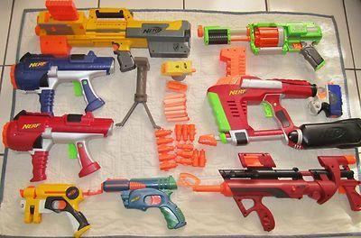 Toy Gun Soft Bullet Clips For Nerf Gun Toy 12 Bullets Ammo Cartridge Dart Magazine  Nerf Gun Clips Compatible NERF N STRIKE ELITE.