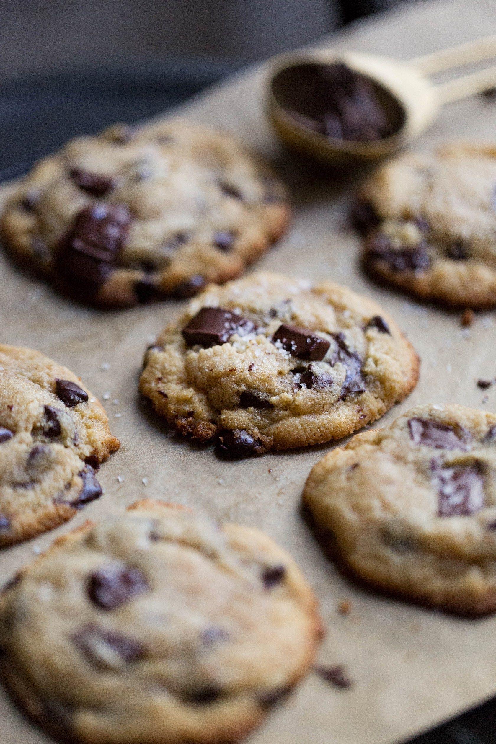 Keto Chocolate Chip Cookies Recipe Keto Chocolate Chip