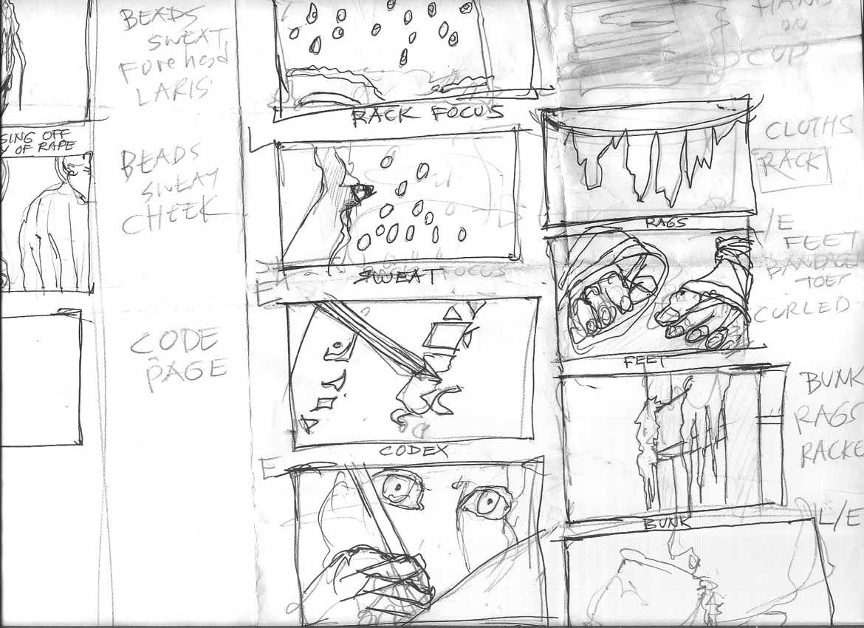 Storyboards For Gulag Magadan By Michael Kingsbury