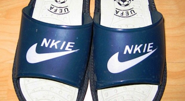 Chinese fake brands (57 pics) | Fake shoes, Shoes