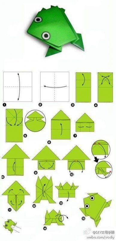 Photo of #Ideas #origami #origami fácil crianças passo a passo #Step #Thrush 59 Ideas