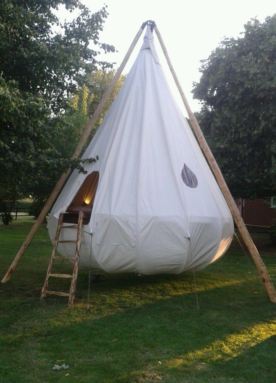 Bukuu teardrop pod, marquee,tent,Yurt,tipi, wigwam