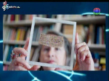 Anabell Comenta: Aparece Evangelio Apócrifo De La Biblia En El Que Jesús Habla Sobre Su Presunta Esposa @AnabellAlberto #Video