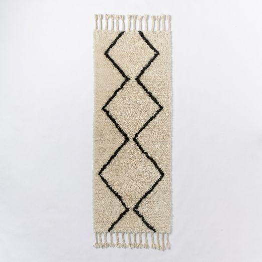 Souk Wool Rug Rug Runner Rugs Modern Wool Rugs