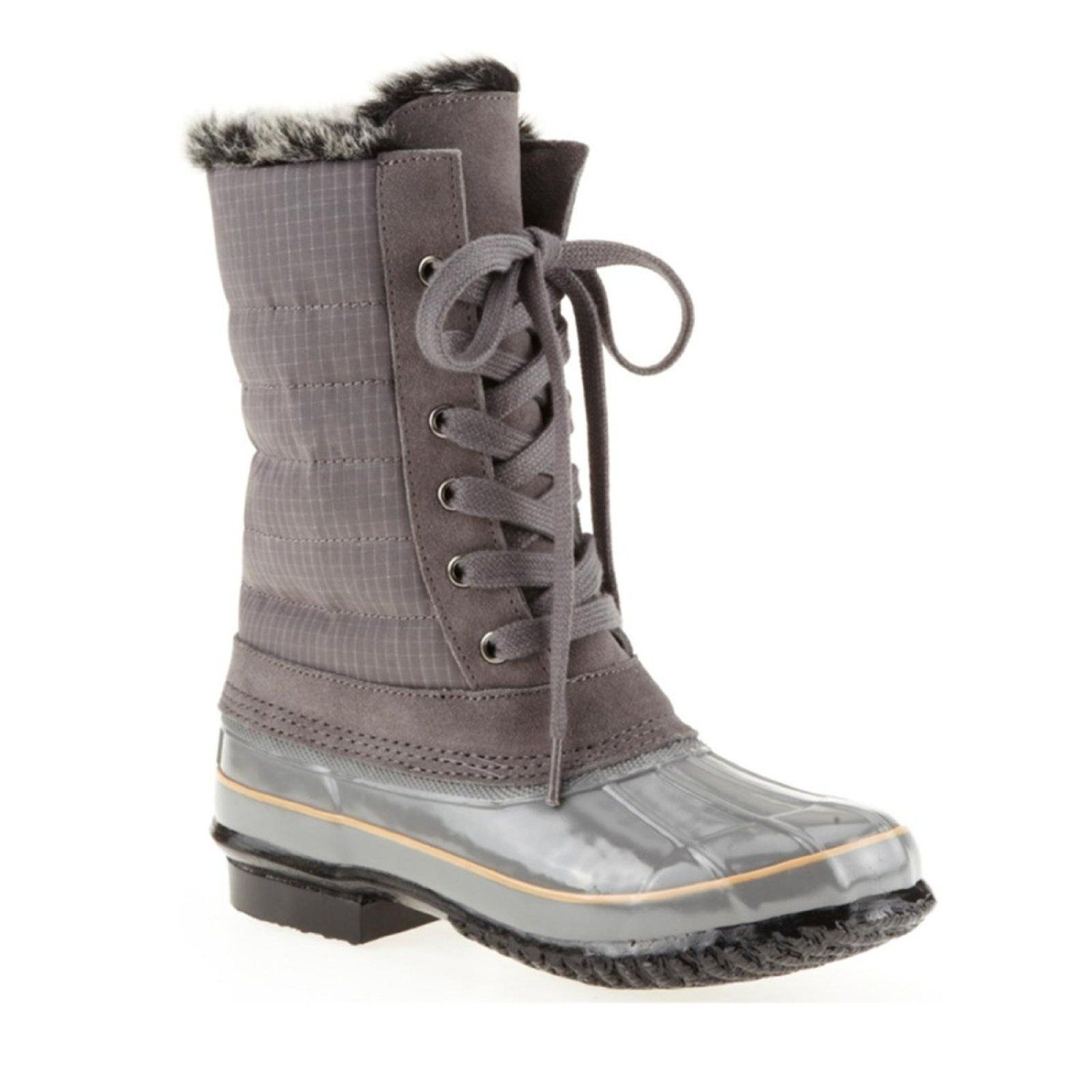 cute snow boots | wants | Boots, Cute snow boots, Shoe boots