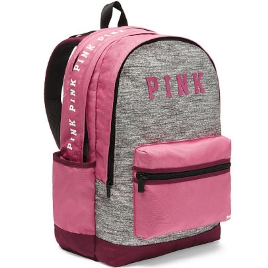 2f813a829e21 Victorias Secret Pink Campus Backpack- Fenix Toulouse Handball