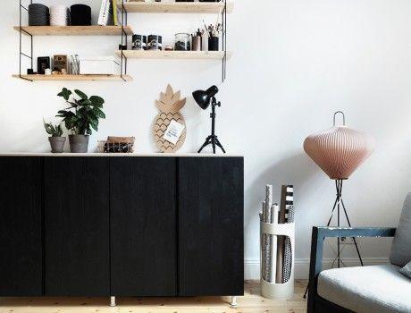 Arbeitszimmer Ikea ~ Ikea hack wie du aus ivar schränken ein cooles sideboard machst