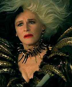 Cruella De Vil Glenn Close As Photo