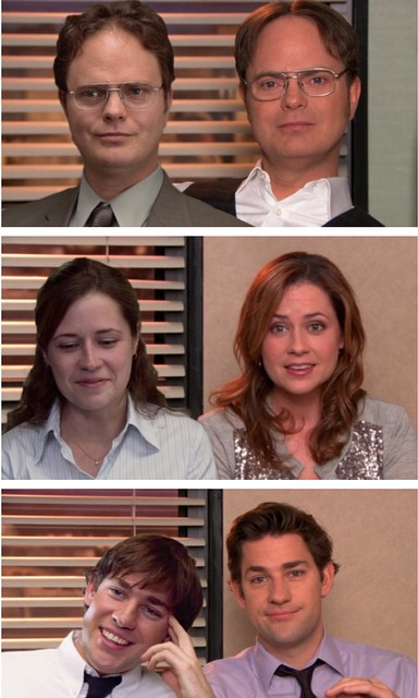Jim and pam wedding google search wemily besties the office office memes office quotes - The office season 9 finale ...