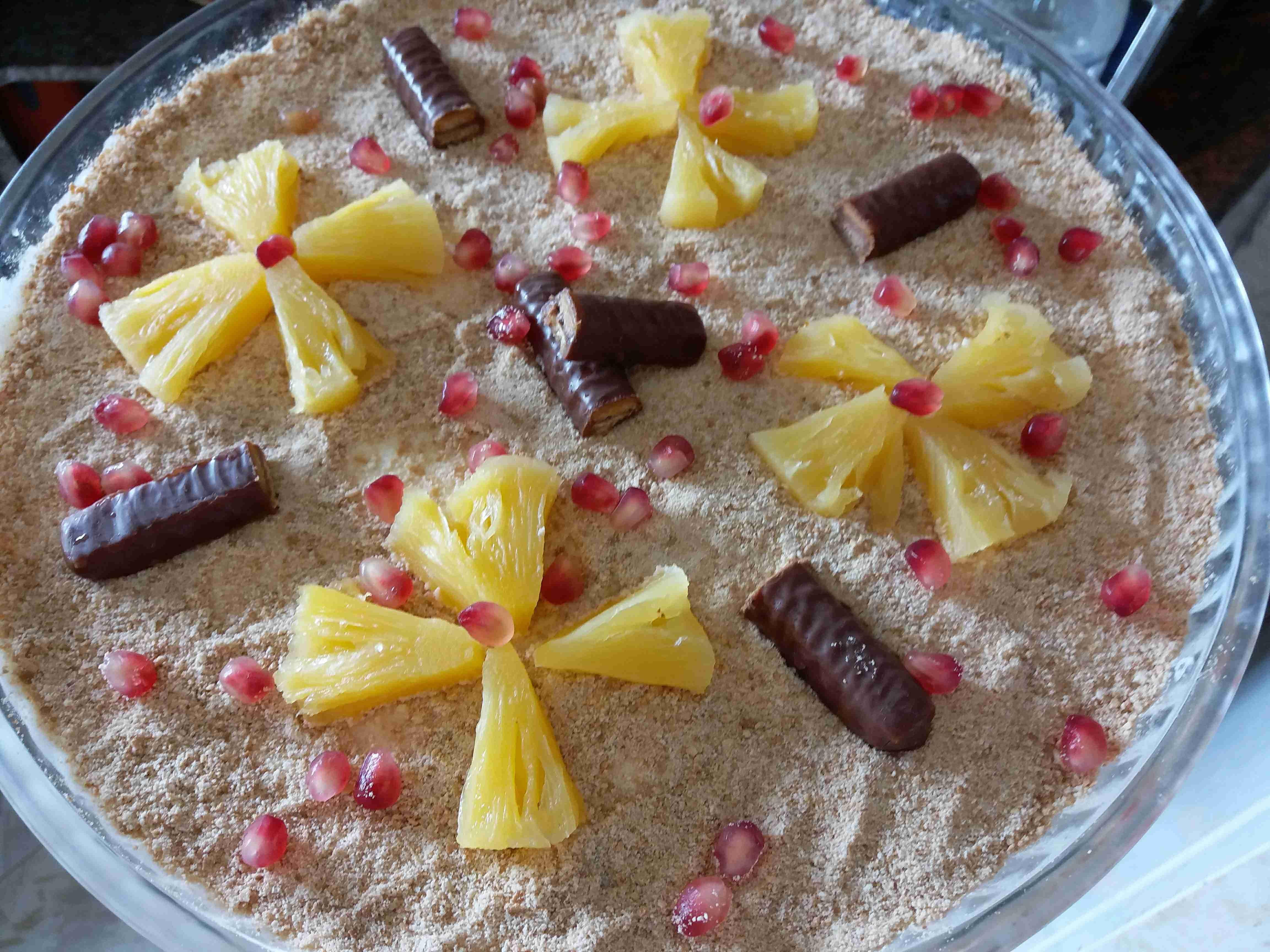 حلى رمل البحر زاكي Food Desserts Arabic Sweets