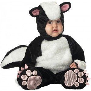 Baby Skunk Halloween Costume | Halloween | Pinterest ...